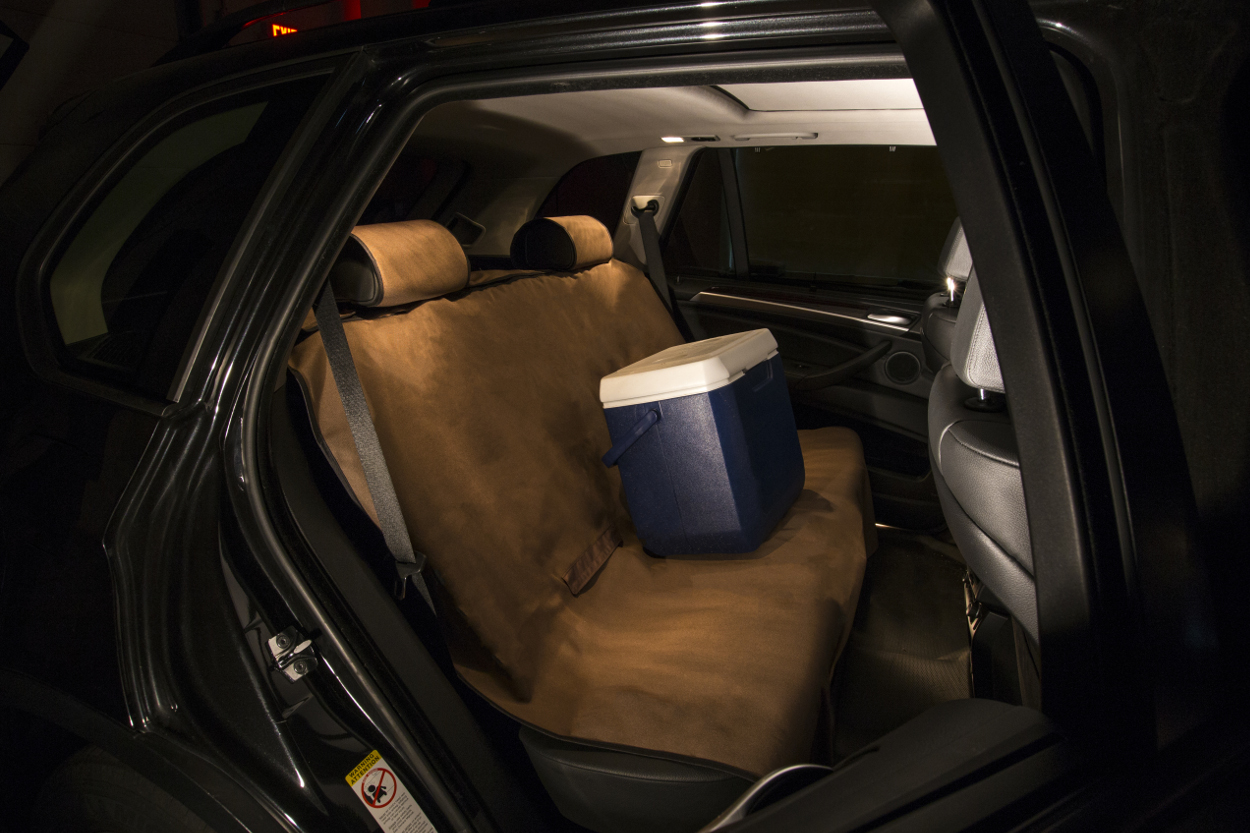 Learn About Seat Defender Temporary Seat Covers From Aries