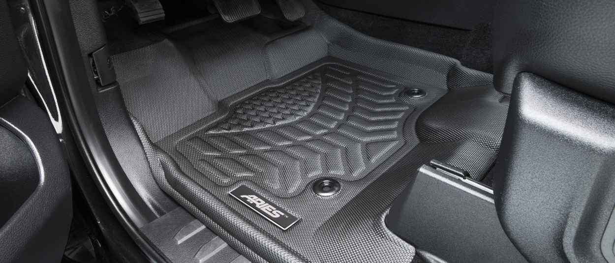 ARIES StyleGuard® XD floor liner - black