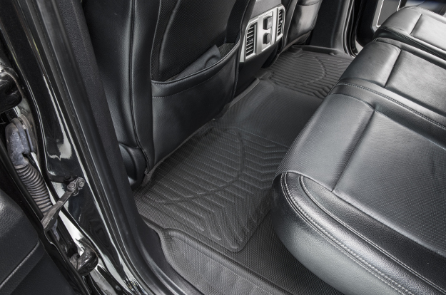 ARIES StyleGuard XD® floor liners for second row