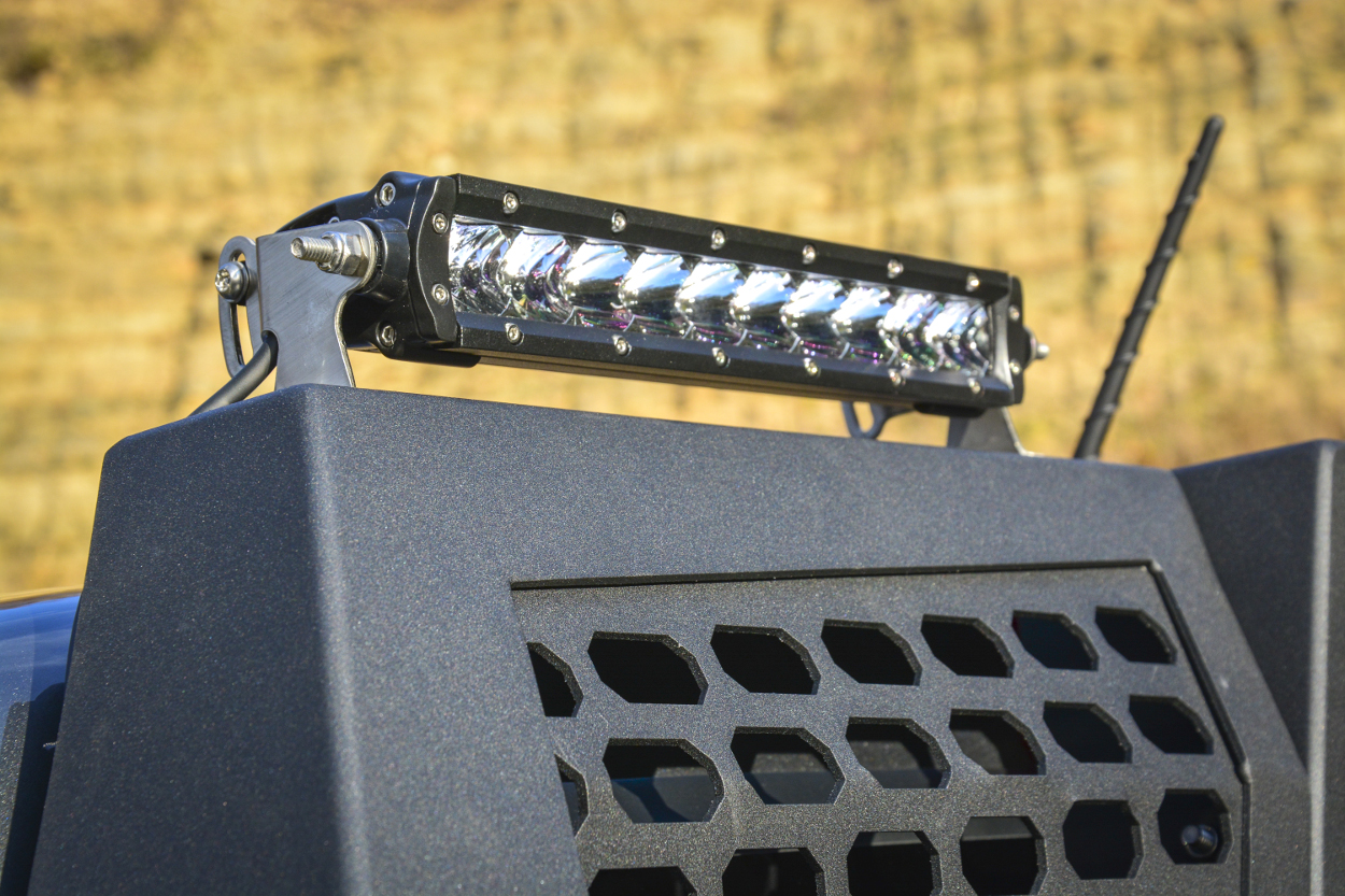 Aries Running Boards >> Learn about Switchback® Headache Racks from ARIES