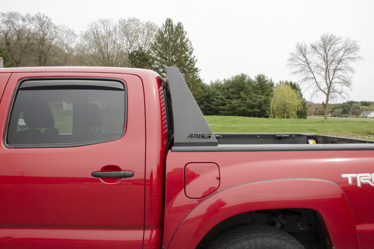 Pickup Truck Bed Liners >> Learn about Switchback® Headache Racks from ARIES