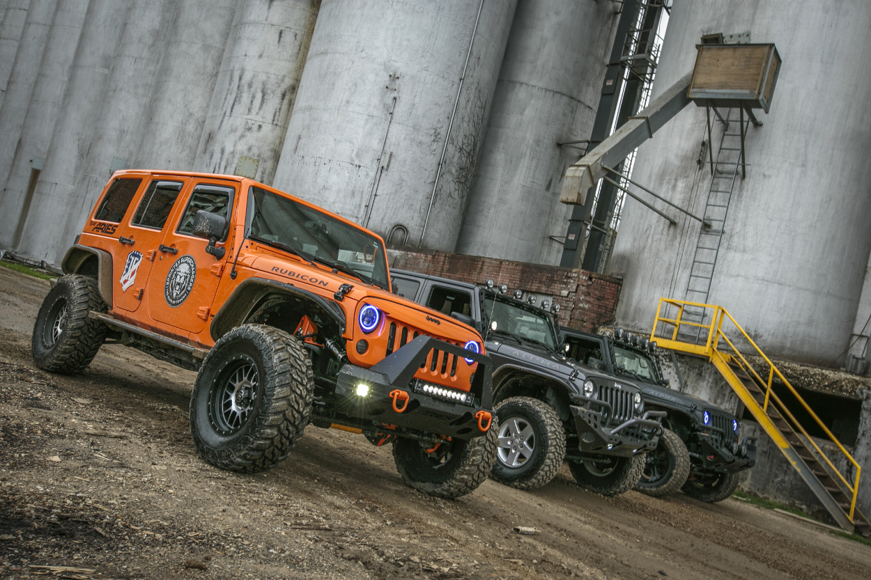 Learn About Trailchaser Jeep Wrangler Bumpers From Aries Winch Rear 2008 Mountains 2013 And 2014 Jks With Accessories