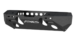 ARIES TrailChaser® Jeep Wrangler bumper - aluminum #2082052