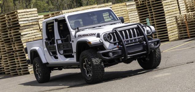 ARIES Jeep Gladiator Accessories