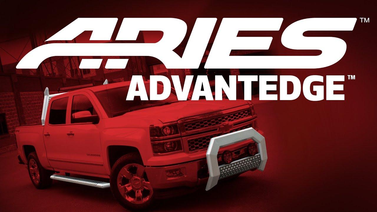 ARIES AdvantEDGE Truck Accessories Video