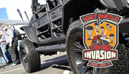 ARIES Event Great Smoky Mountain Jeep Invasion 2019