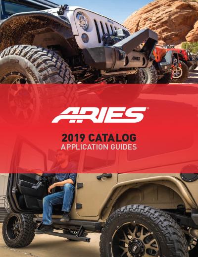 2019 ARIES Automotive Catalog