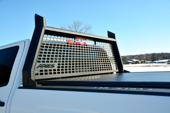 Cool Headache Rack >> ARIES Automotive | Product Information