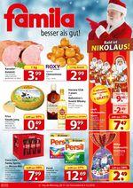 Famila Nordosts Angebotsprospekt gültig ab 28/11-03/12
