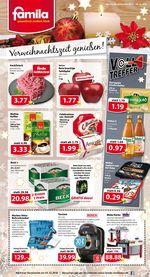 Famila Nordwests Angebotsprospekt gültig ab 28/11-03/12
