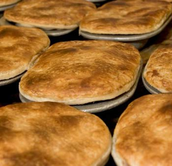 A Short History of The Pie - Arments Pie & Mash