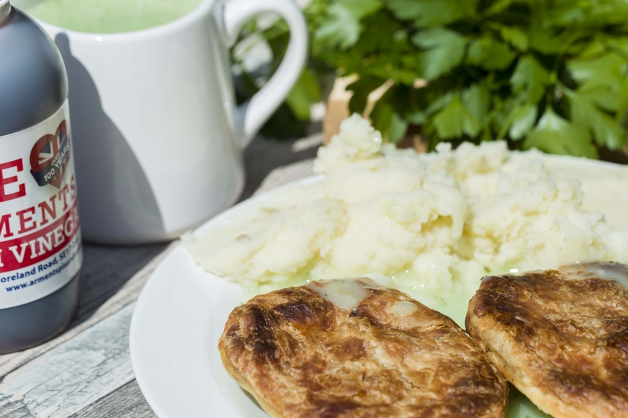 Arments Pie & Mash London | Our Food - Whats On The Menu?