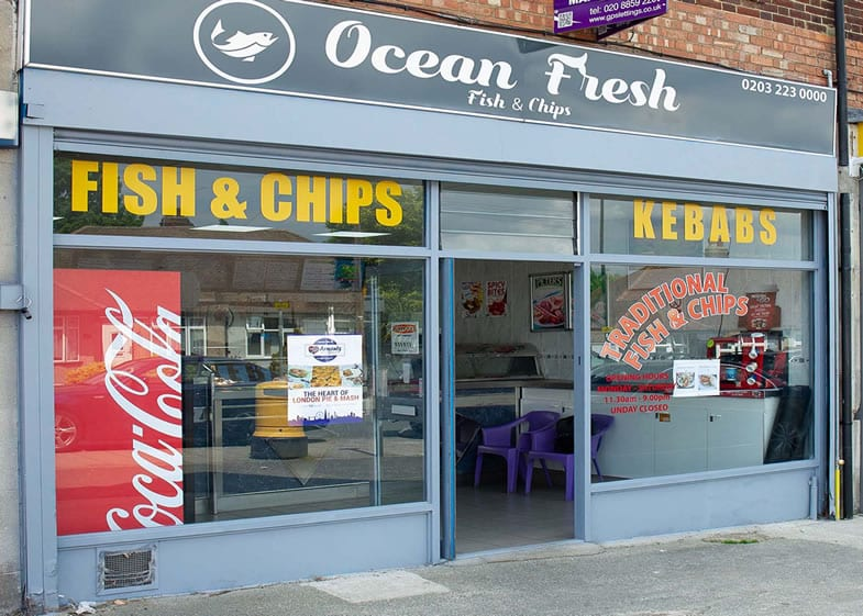 Ocean Fresh Fish And Chips Bexley