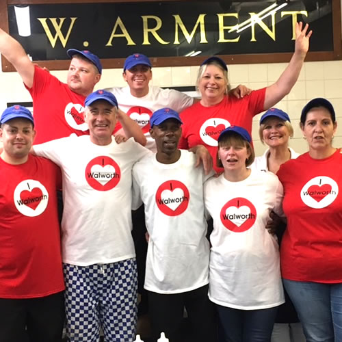 The Arments Team!