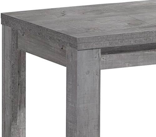 Tavolo Da Cucina Merlox Allungabile Effetto Cemento 2