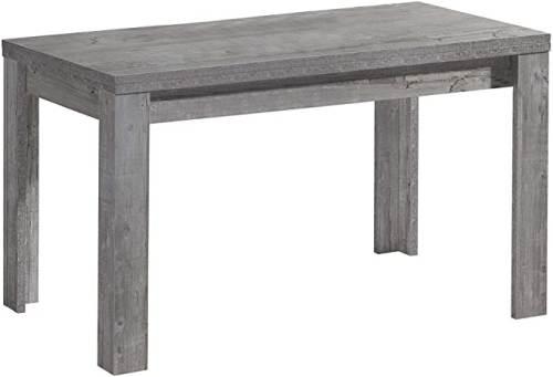 Tavolo Da Cucina Merlox Allungabile Effetto Cemento 3