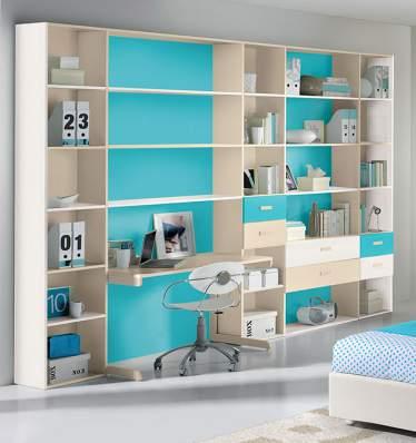 Libreria Alessia Cameretta Bambini Girotondo