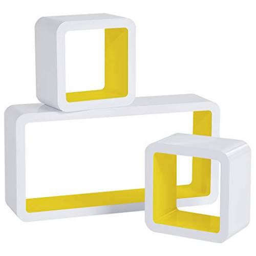 Cubi Da Parete Woltu Rg9229dbl2 Bianchi E Gialli