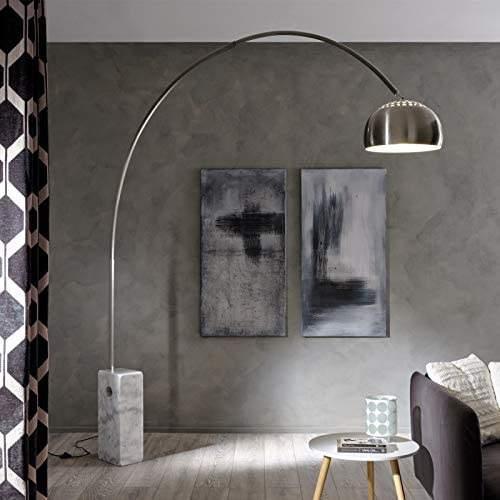 Luumos Lampada Arco Flos Imitazione 1