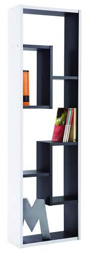 Libreria Bianca E Nera 13casa Simply D17 1