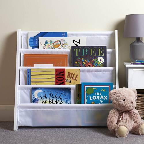 Libreria Bianca Per Bambini Hartleys