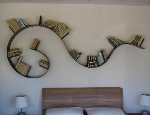 Libreria Kartell Bookworm 1