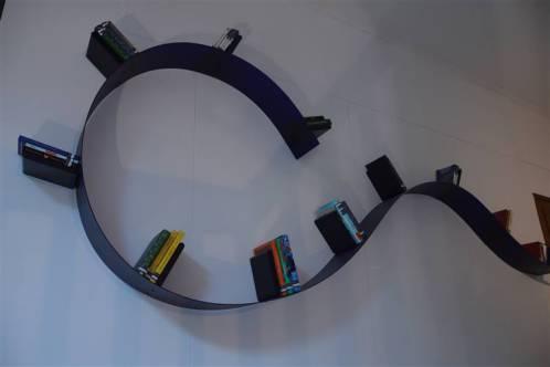 Libreria Kartell Bookworm 11
