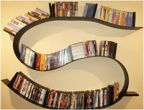 Libreria Kartell Bookworm 32