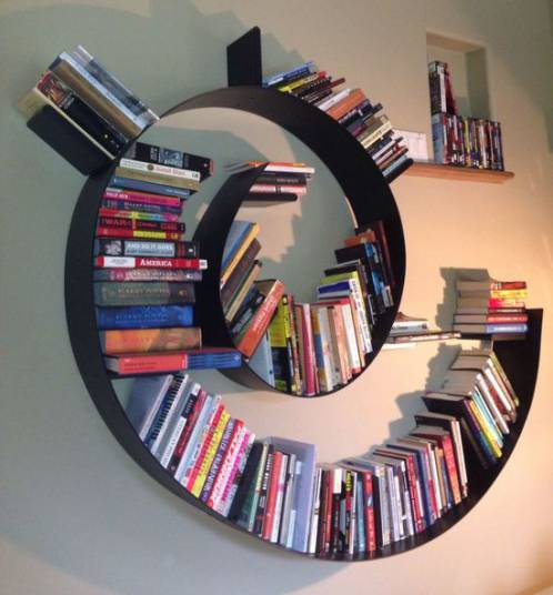 Libreria Kartell Bookworm 35