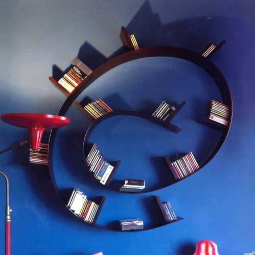 Libreria Kartell Bookworm 37