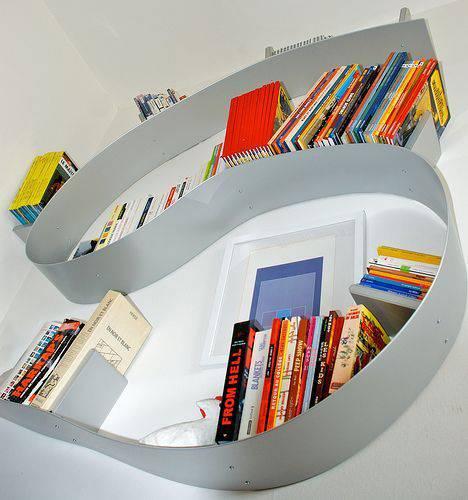 Libreria Kartell Bookworm 45
