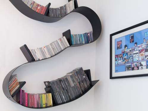Libreria Kartell Bookworm 64
