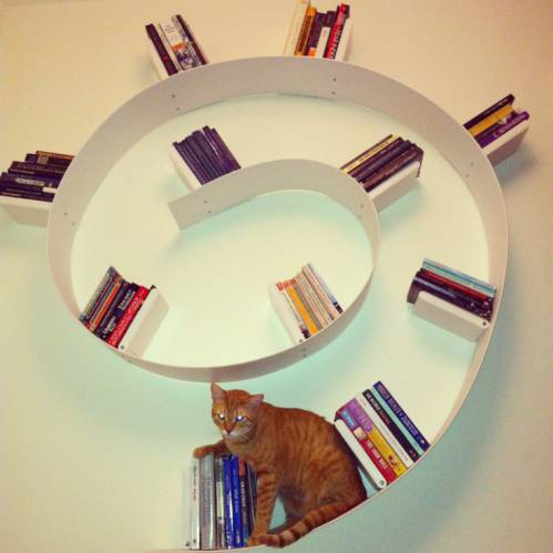 Libreria Kartell Bookworm 69