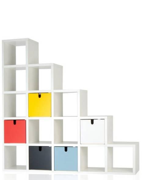 Libreria Kartell Polvara 7