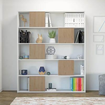 Libreria A Cubi Sam Con 5 Ripiani 1
