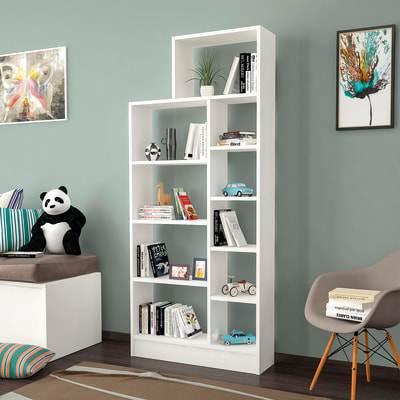 Libreria Zerre A Cubi Con 9 Ripiani 1