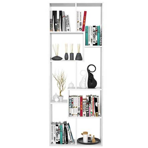 Libreria Homfa A Cubi Con Forme Diverse 1