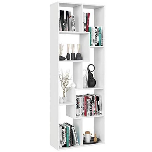 Libreria Homfa A Cubi Con Forme Diverse 4