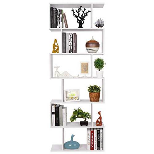 Libreria A Cubi Componibile Homfa Bianca O Nera1