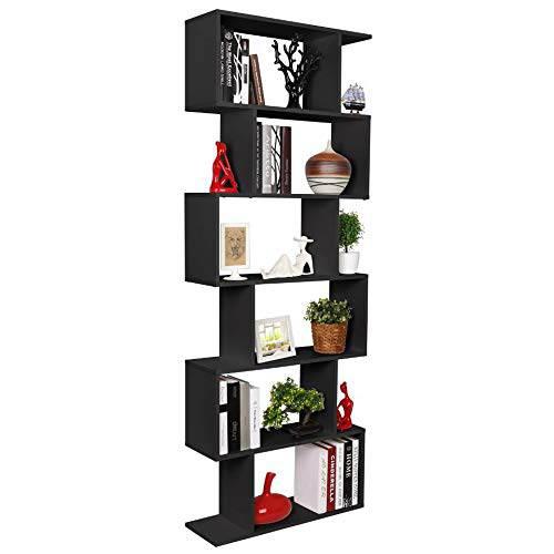 Libreria A Cubi Componibile Homfa Bianca O Nera2 1