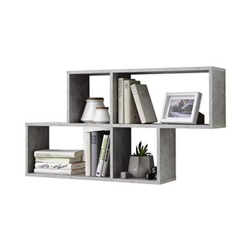 Libreria A Muro A Cubi Fmd Zed A5 1