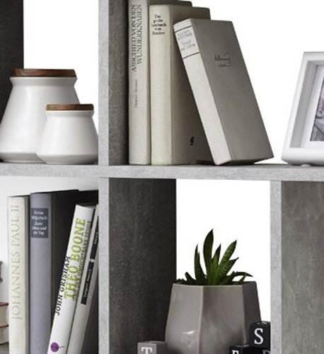 Libreria A Muro A Cubi Fmd Zed A5 3
