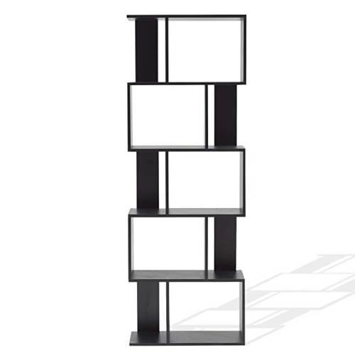 Libreria Nera A Cubi Rebecca 1