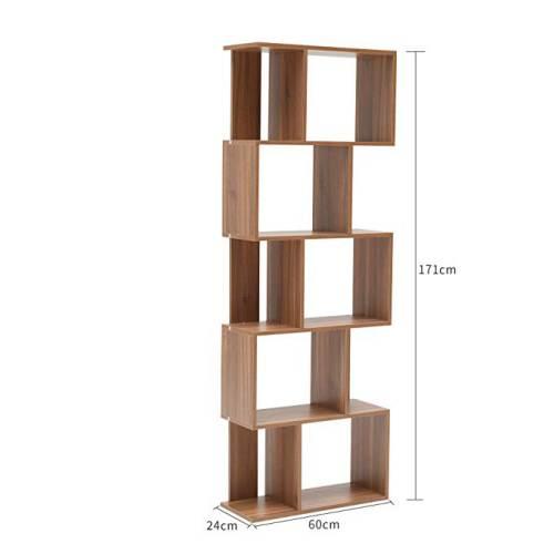 Libreria Nera A Cubi Rebecca 2