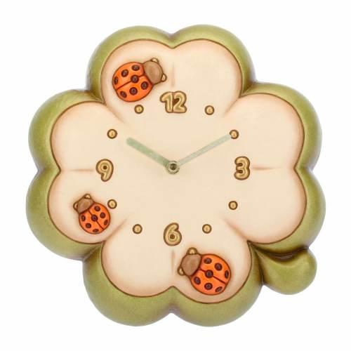 Orologio Da Parete Thun A Forma Di Quadrifoglio 1