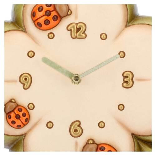 Orologio Da Parete Thun A Forma Di Quadrifoglio 2