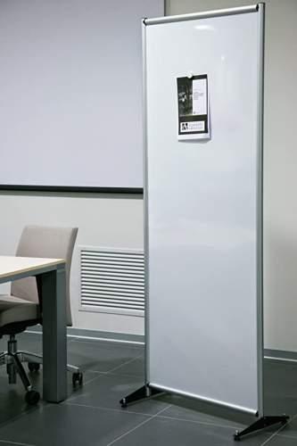 Separe Con Lavagna Magnetica Ufficio 1