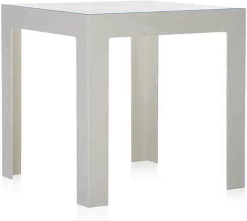 Tavolino Da Salotto Kartell Jolly Trasparente 3