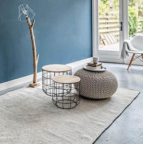 Tavolino Salotto Moderno In Metallo Lifa Living 3