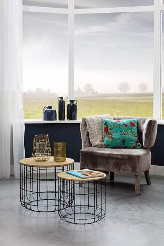 Tavolino Salotto Moderno In Metallo Lifa Living 4